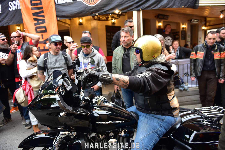 Saint Tropez Harley Davidson Event 8703