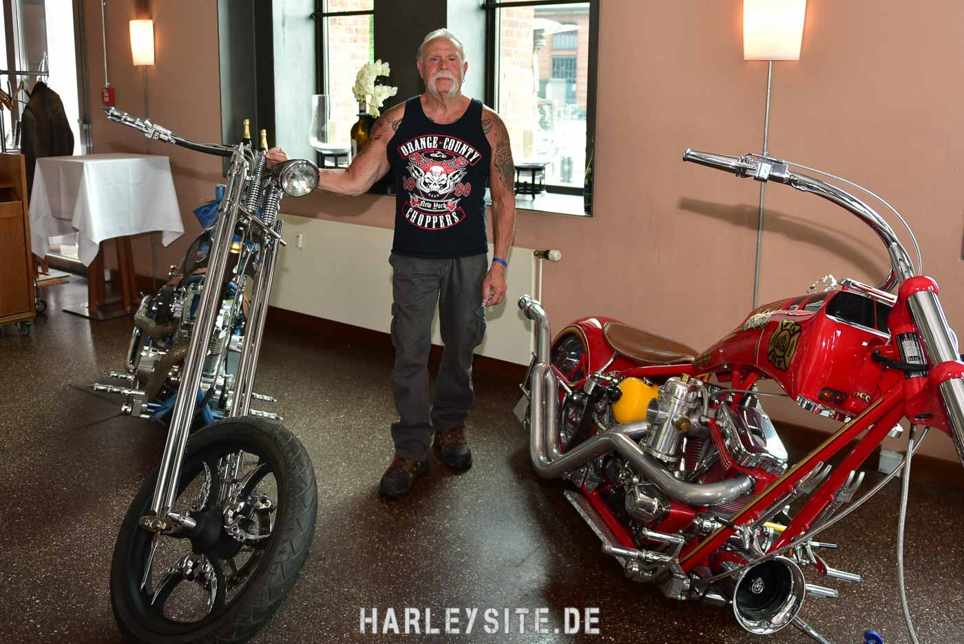Hamburg Harley Days 3400