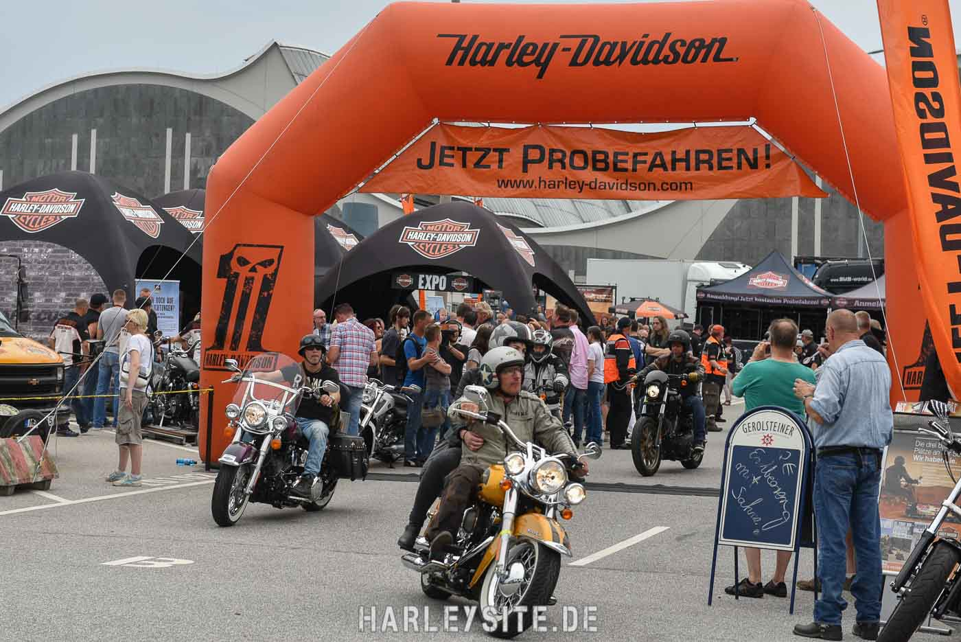 Hamburg Harley Days 3486
