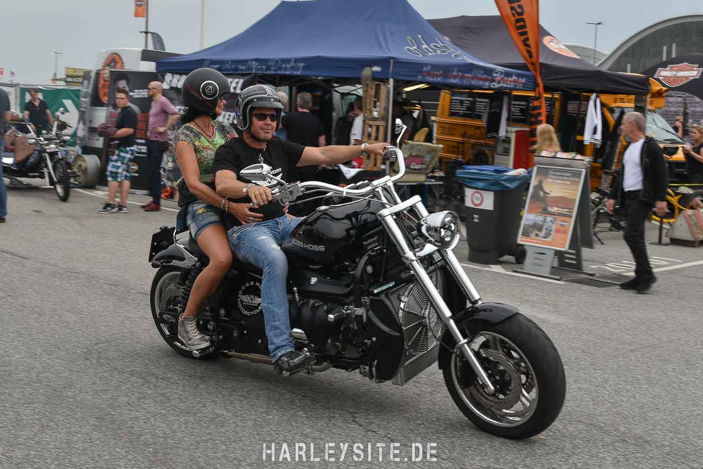 Hamburg Harley Days 3502