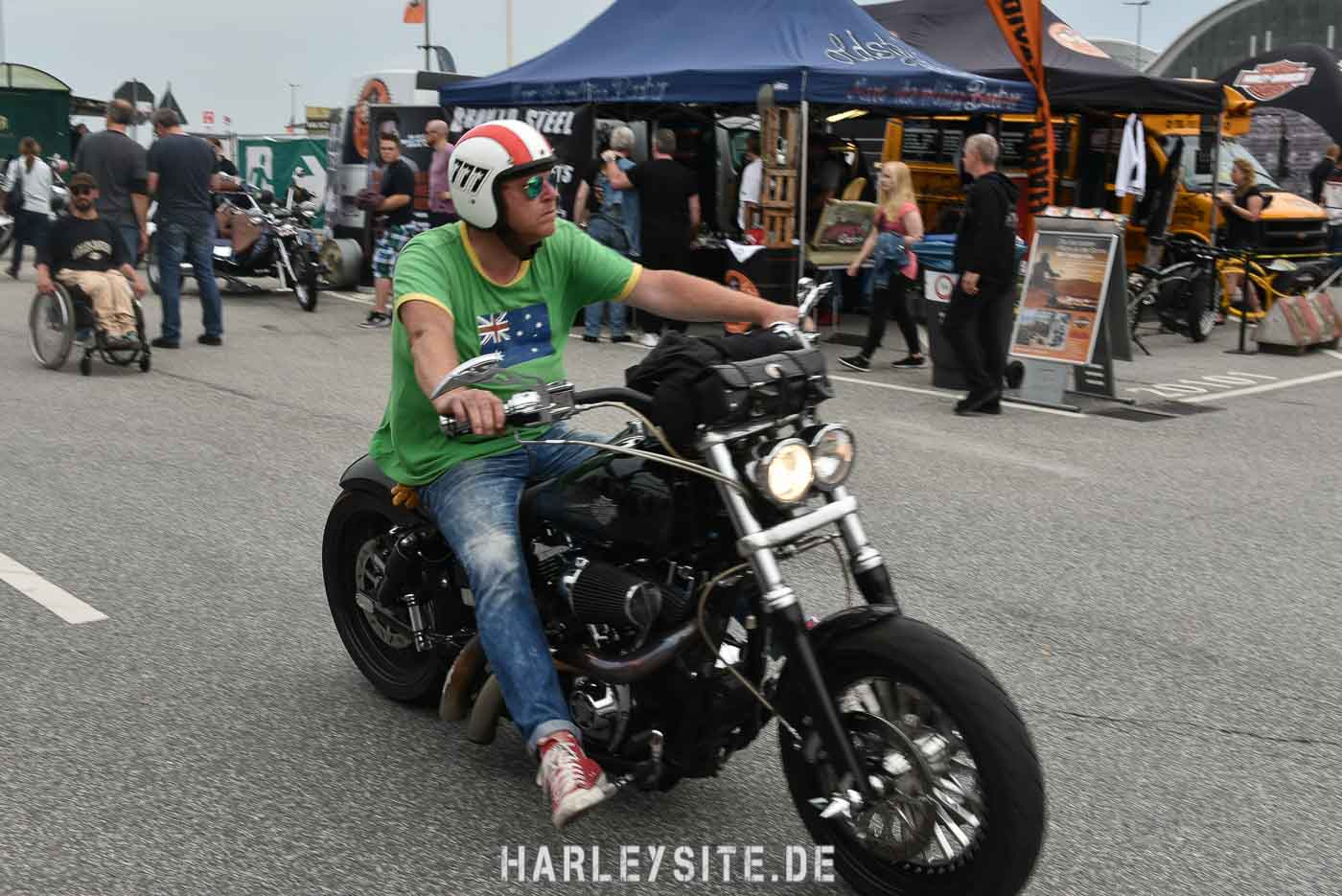 Hamburg Harley Days 3504
