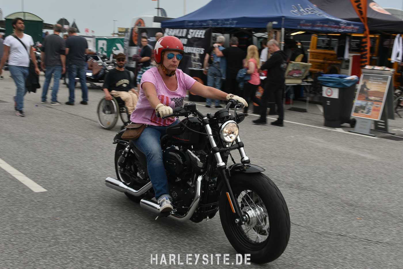 Hamburg Harley Days 3505