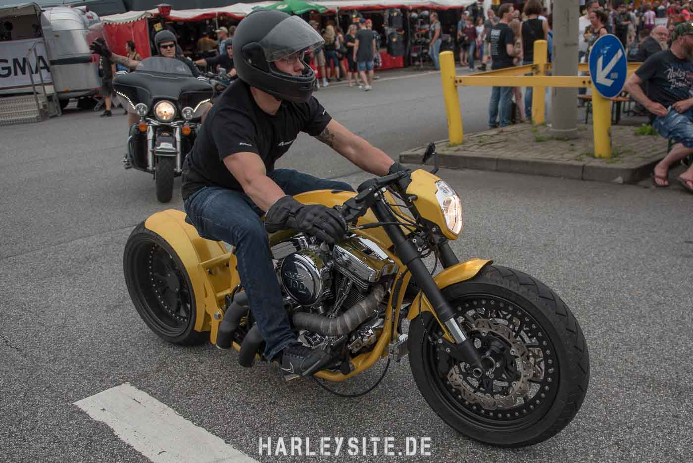 Hamburg Harley Days 3559