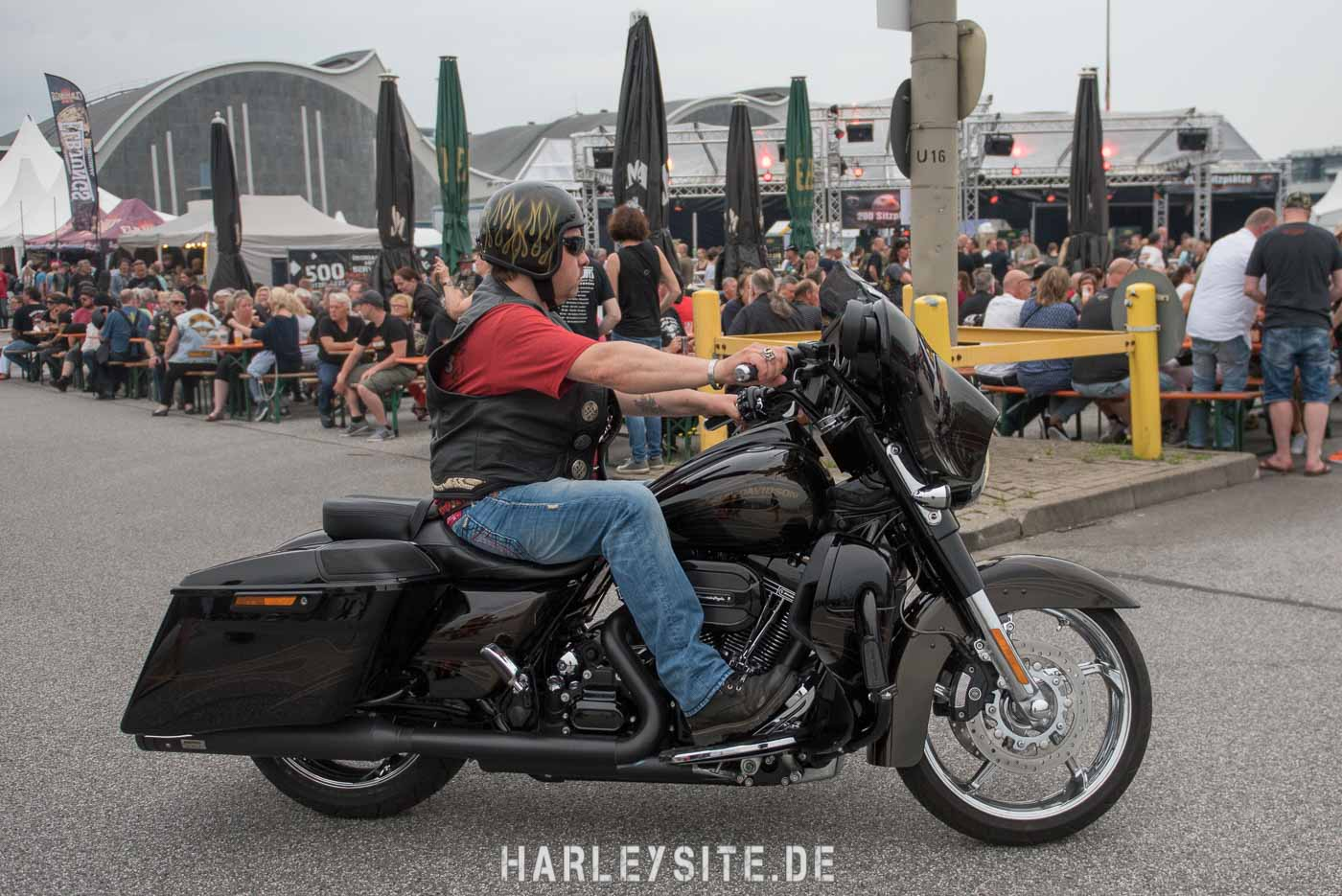 Hamburg Harley Days 3566