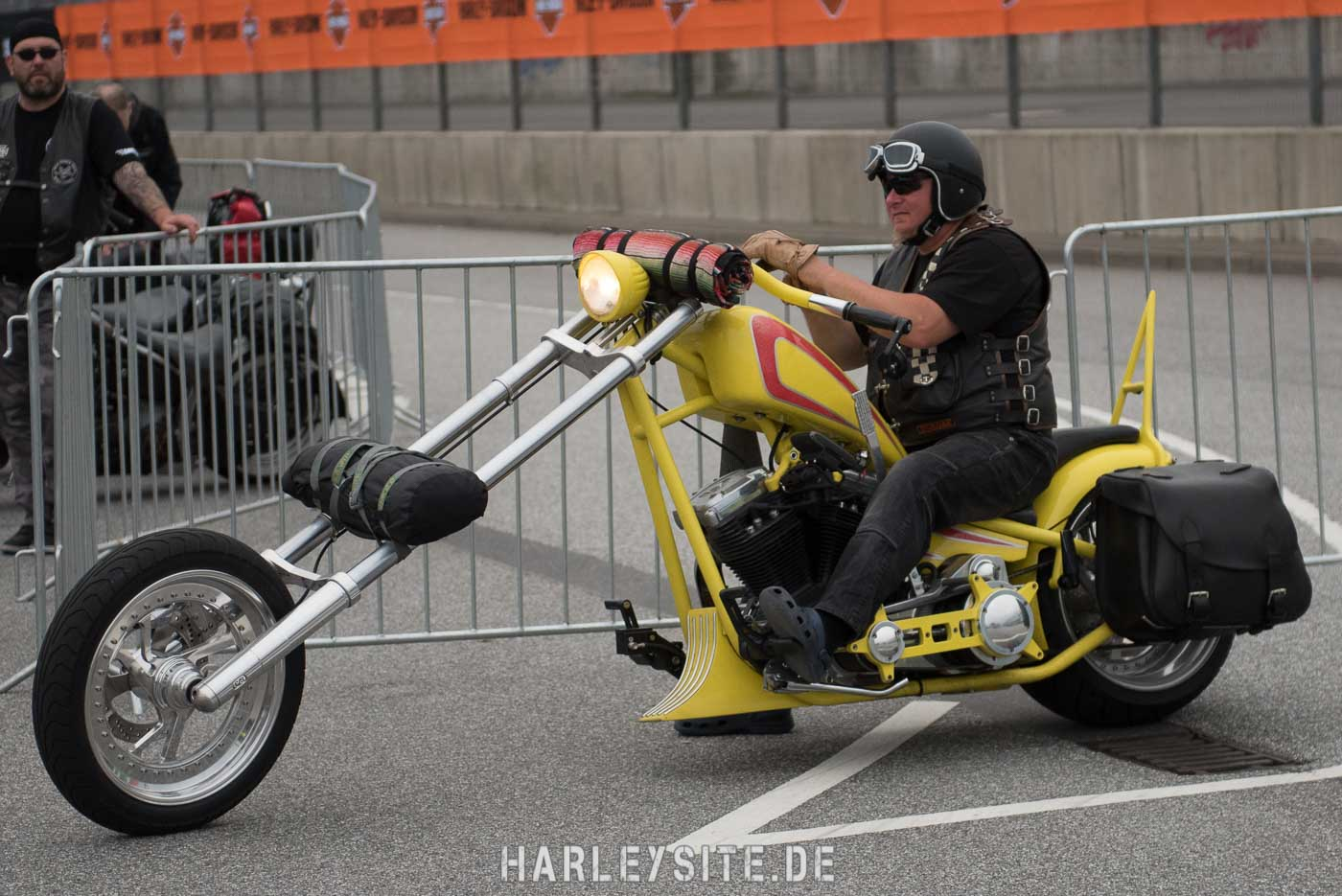 Hamburg Harley Days 3570