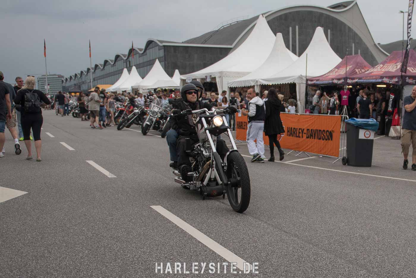 Hamburg Harley Days 3576