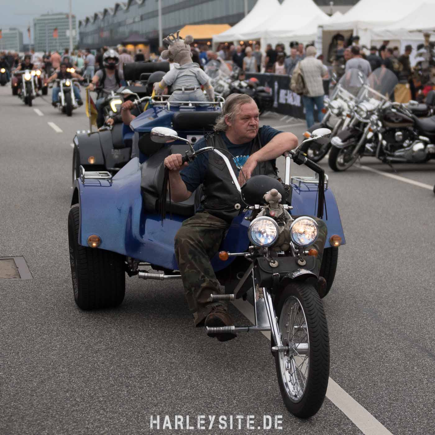 Hamburg Harley Days 3580