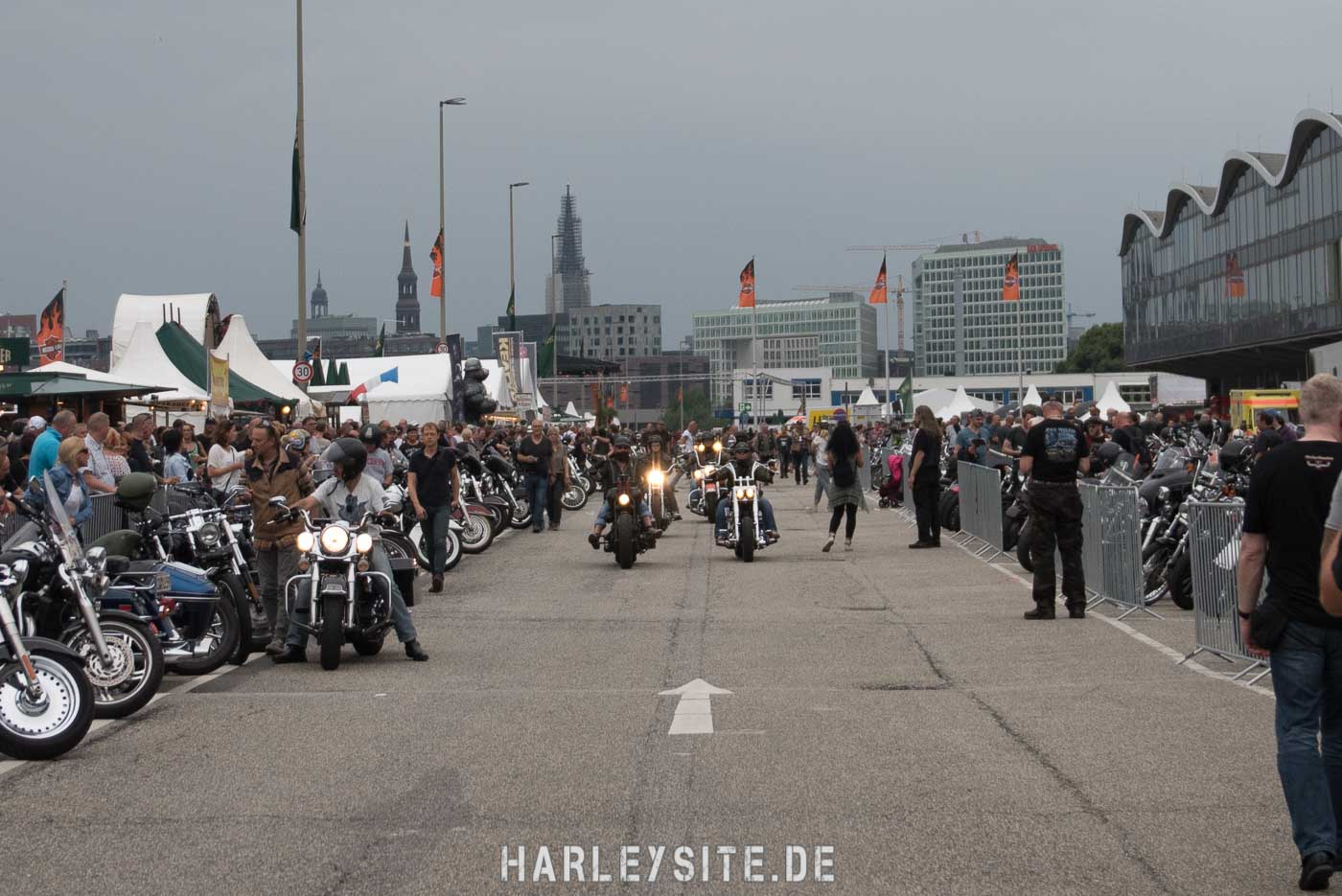 Hamburg Harley Days 3602