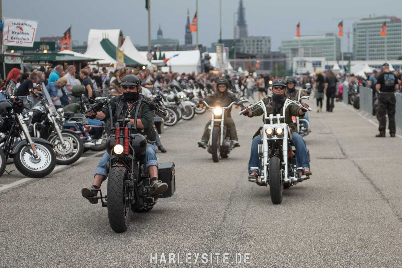 Hamburg Harley Days 3605