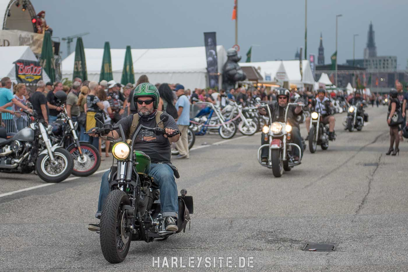 Hamburg Harley Days 3628