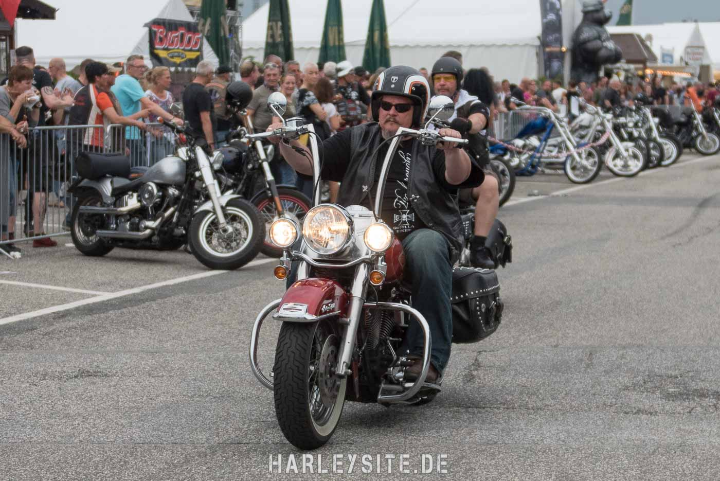 Hamburg Harley Days 3629