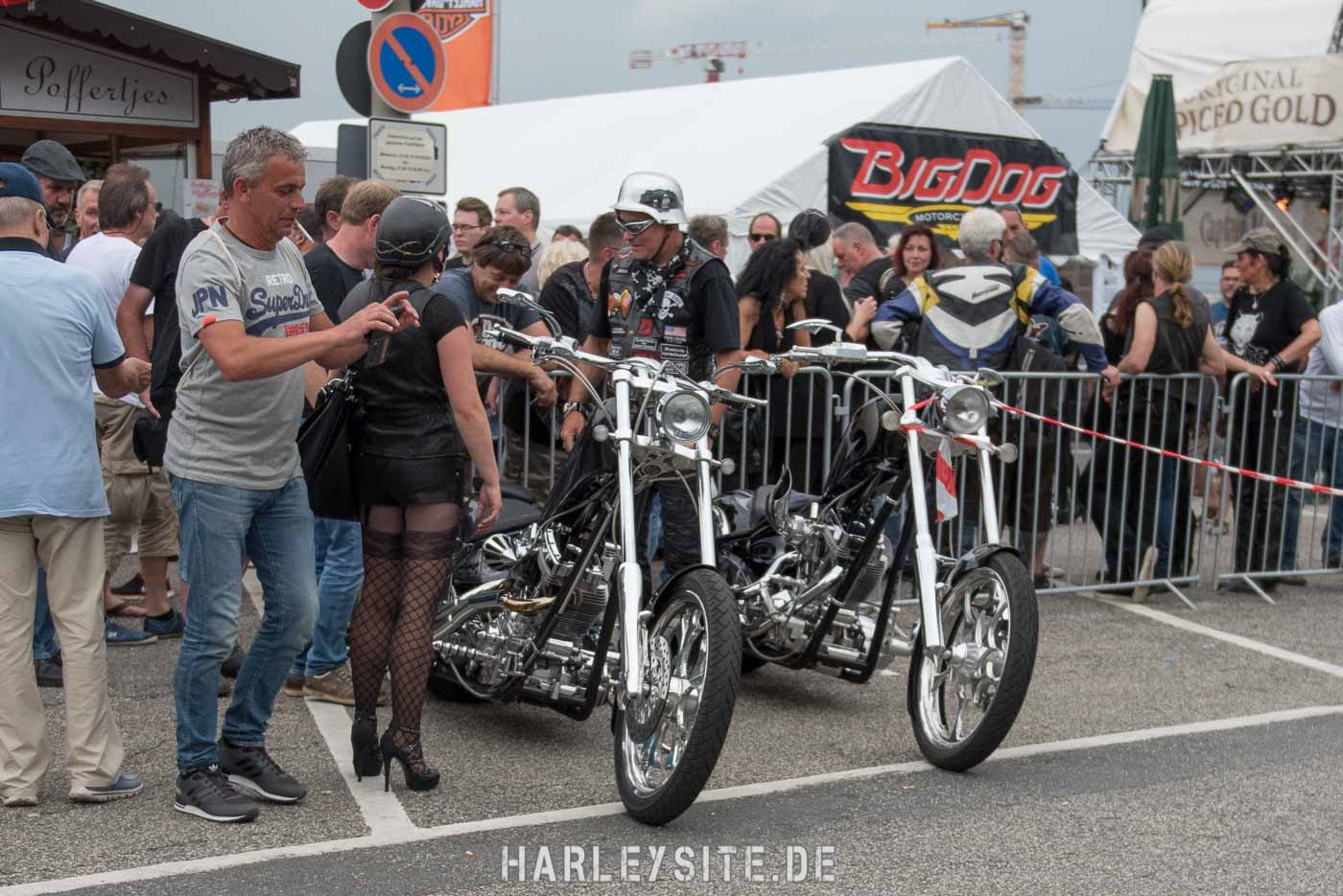 Hamburg Harley Days 3635