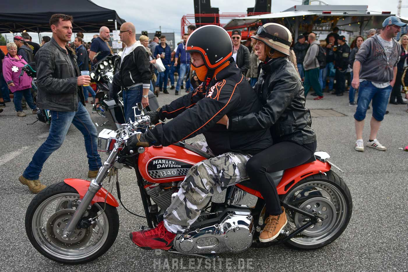 Hamburg Harley Days 3646