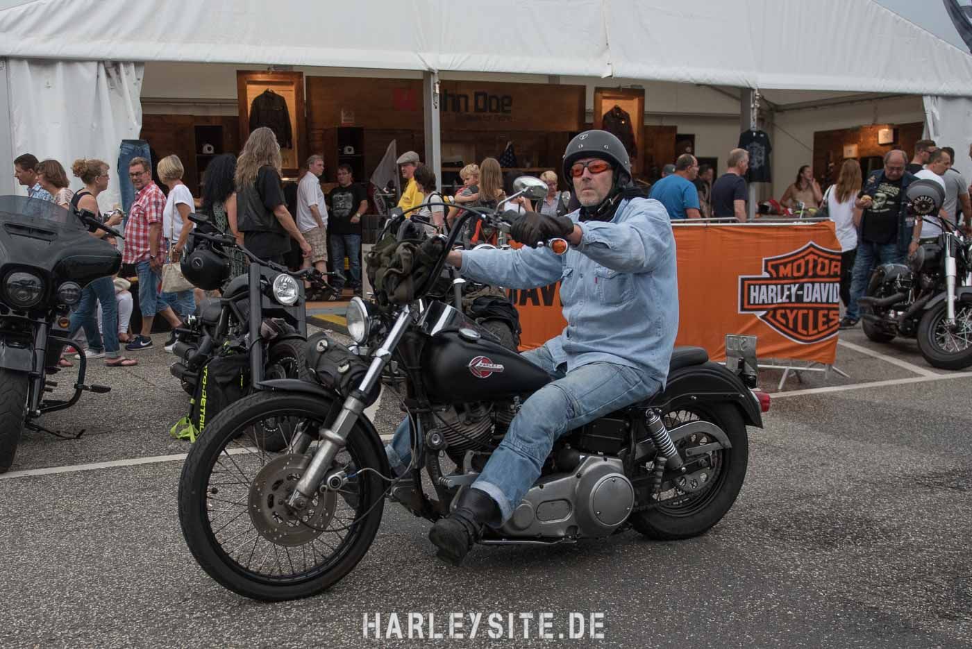 Hamburg Harley Days 3662
