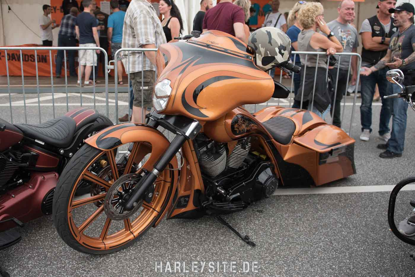 Hamburg Harley Days 3685