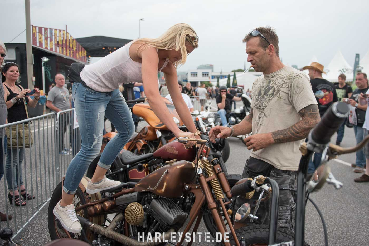 Hamburg Harley Days 3697