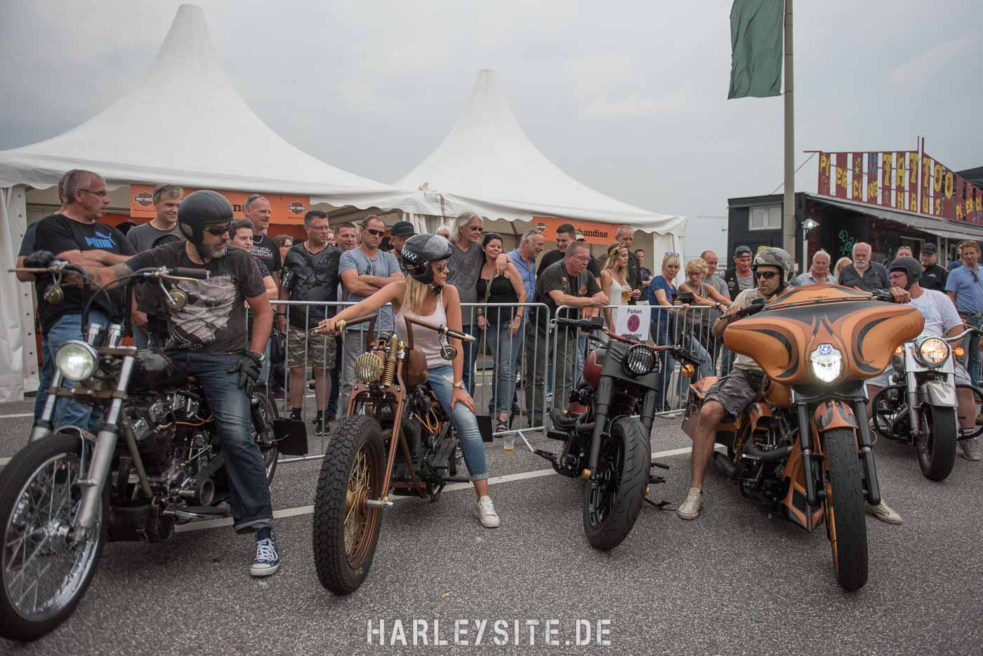 Hamburg Harley Days 3709