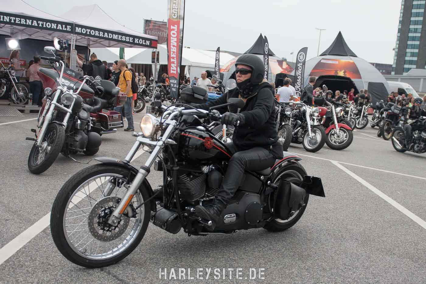 Hamburg Harley Days 3720