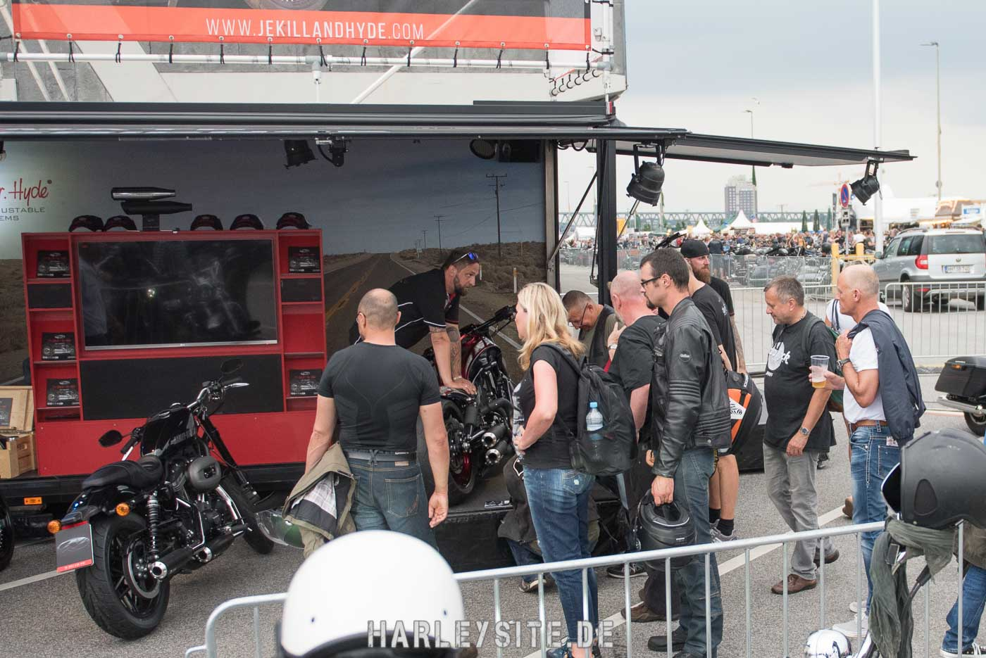Hamburg Harley Days 3725