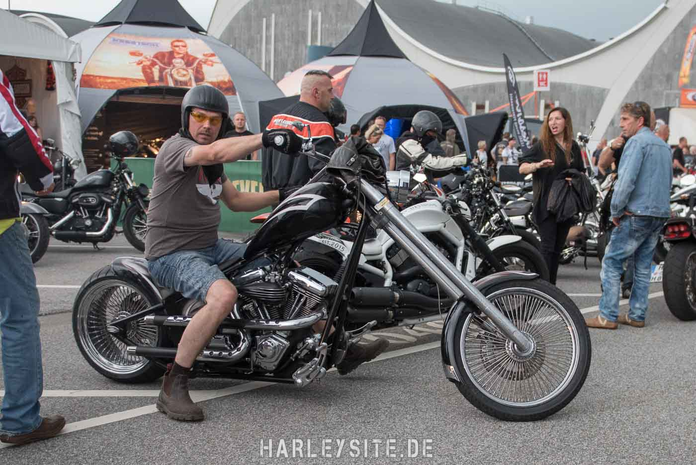 Hamburg Harley Days 3770