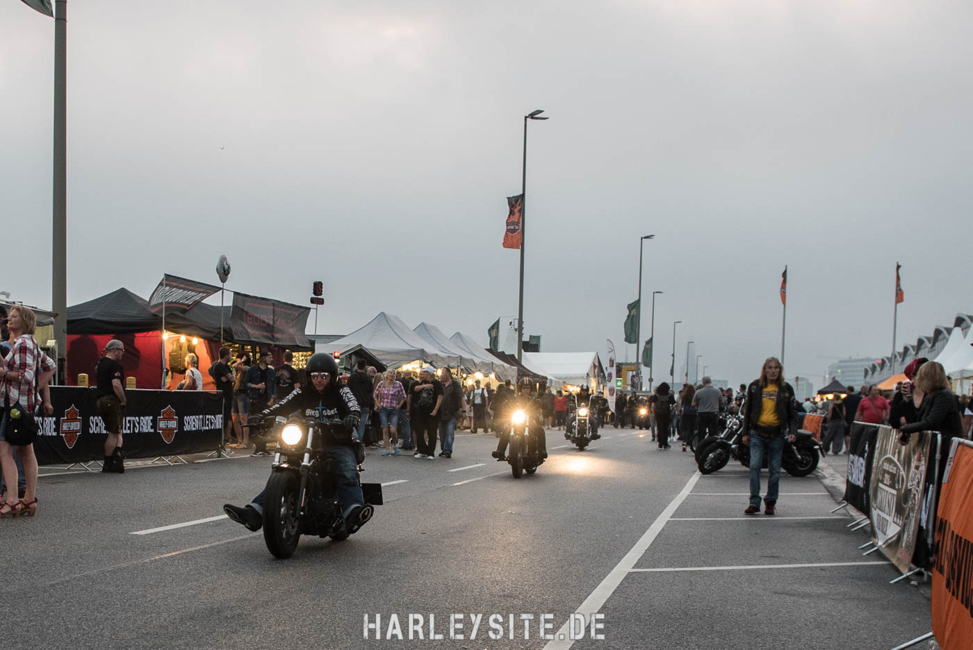 Hamburg Harley Days 3906