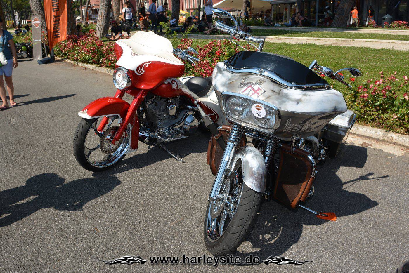 Harley Rom 110th 102