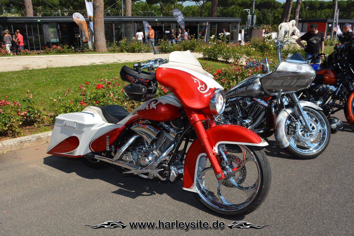 Harley Rom 110th 103