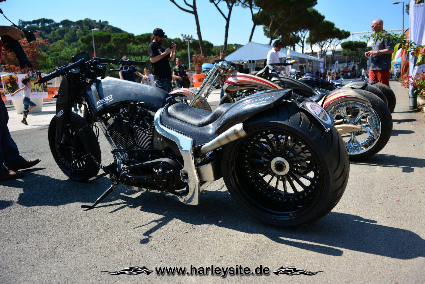 Harley Rom 110th 108