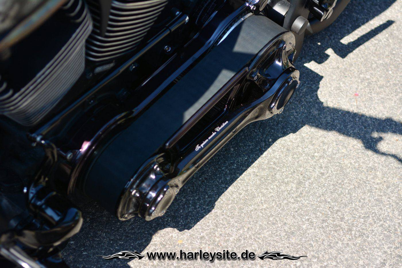 Harley Rom 110th 111