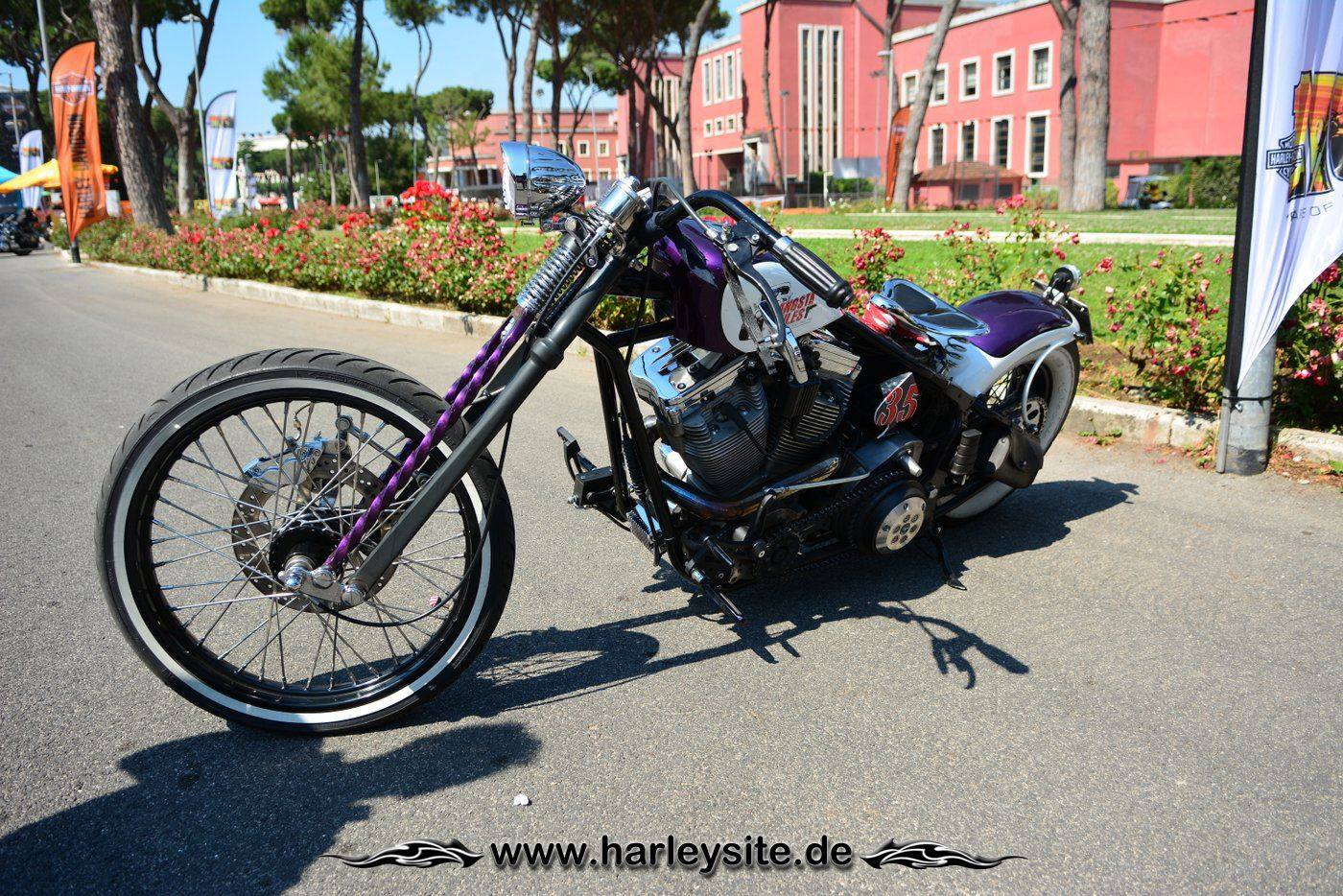 Harley Rom 110th 115