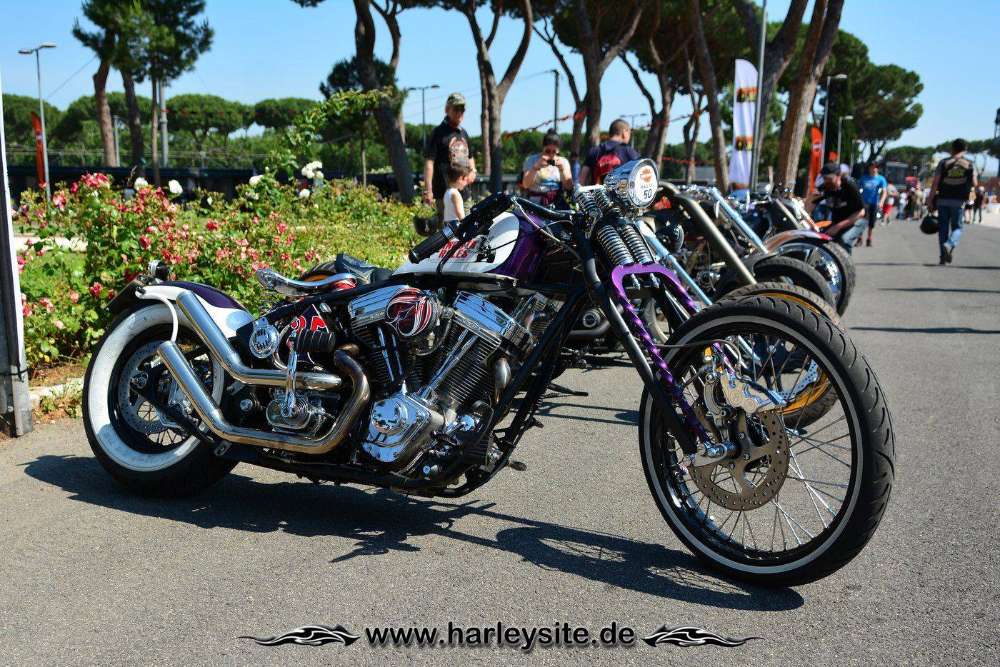 Harley Rom 110th 117