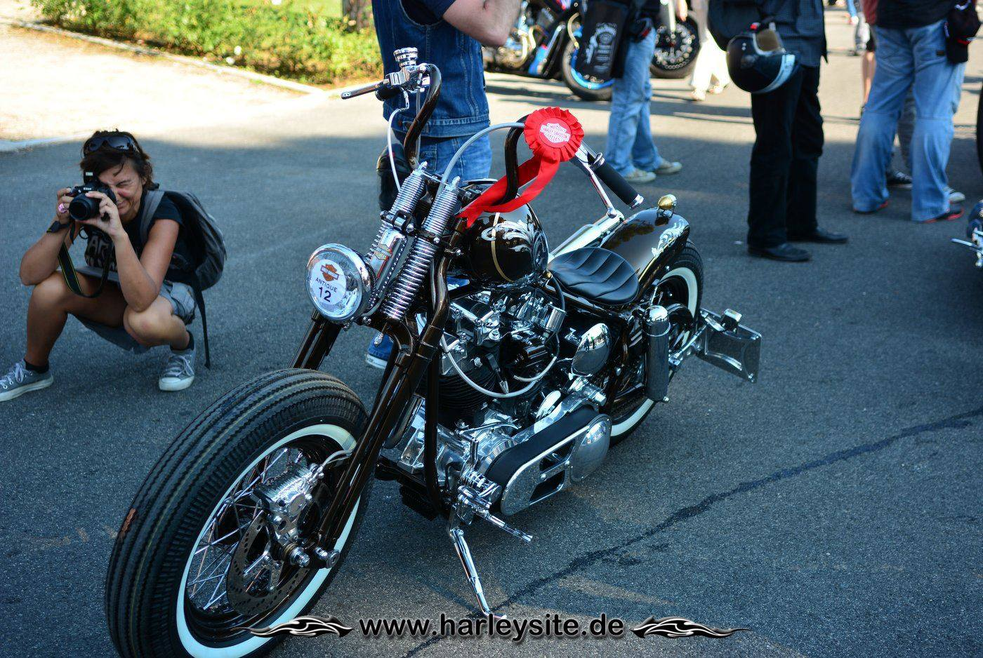 Harley Rom 110th 125