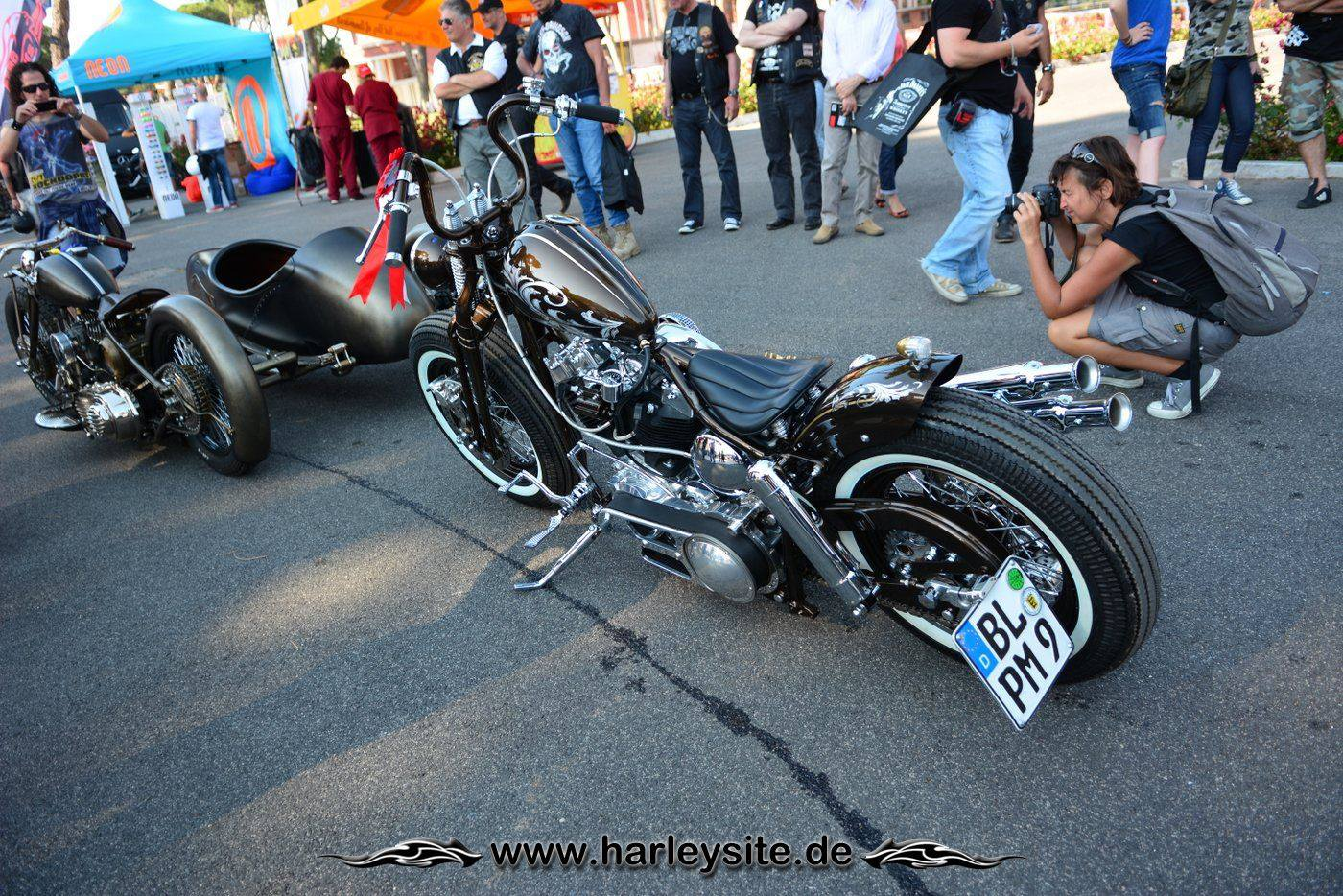 Harley Rom 110th 127