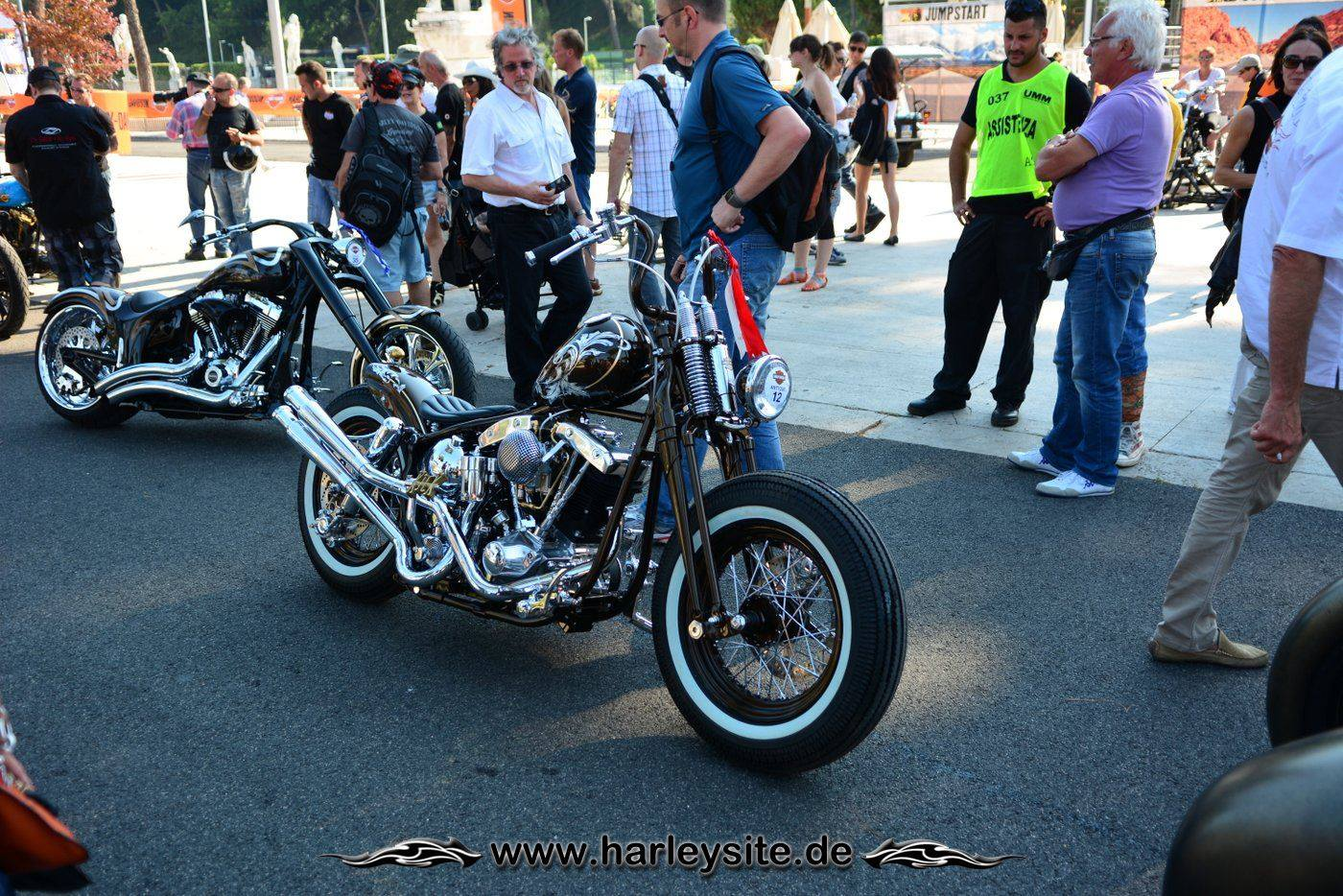Harley Rom 110th 130