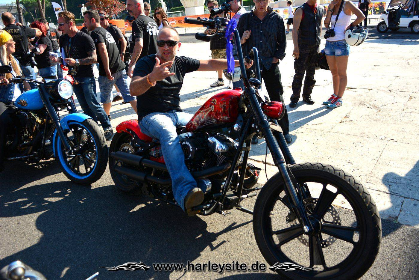 Harley Rom 110th 133