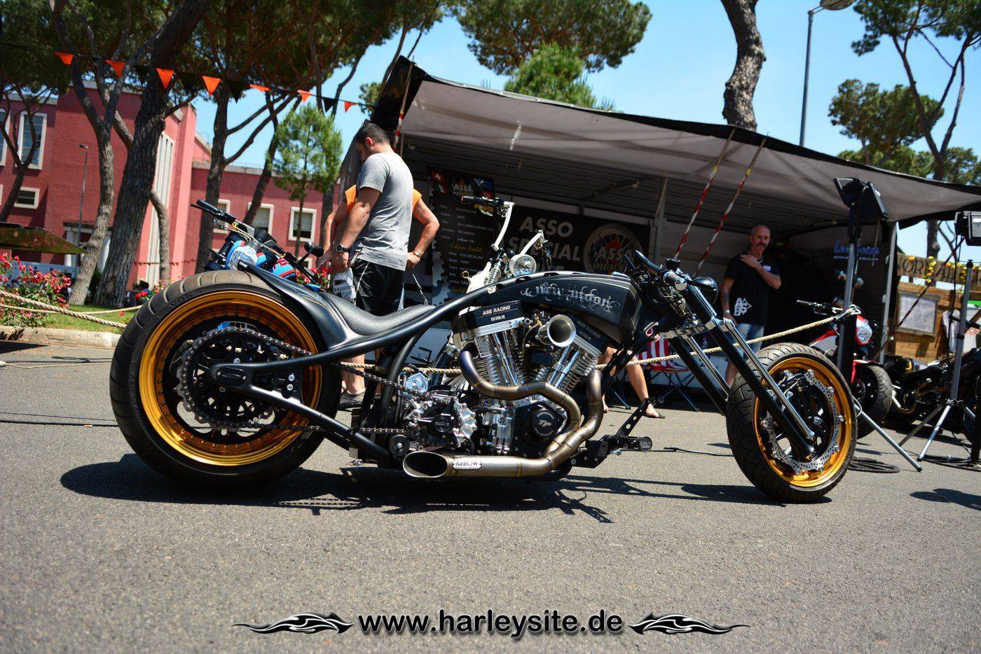 Harley Rom 110th 14