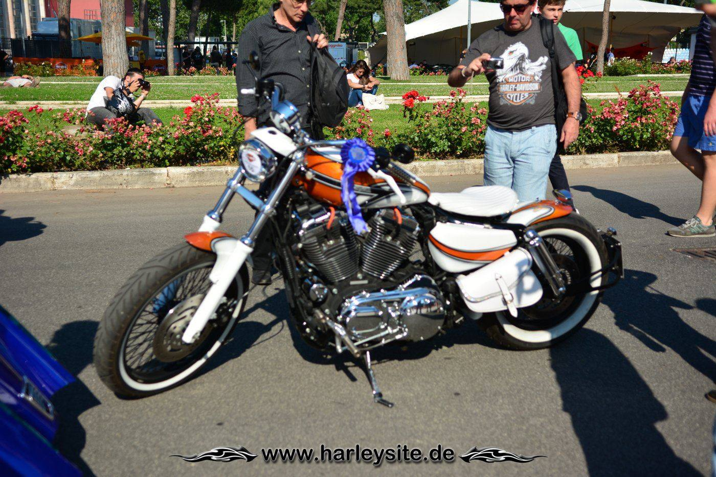 Harley Rom 110th 140