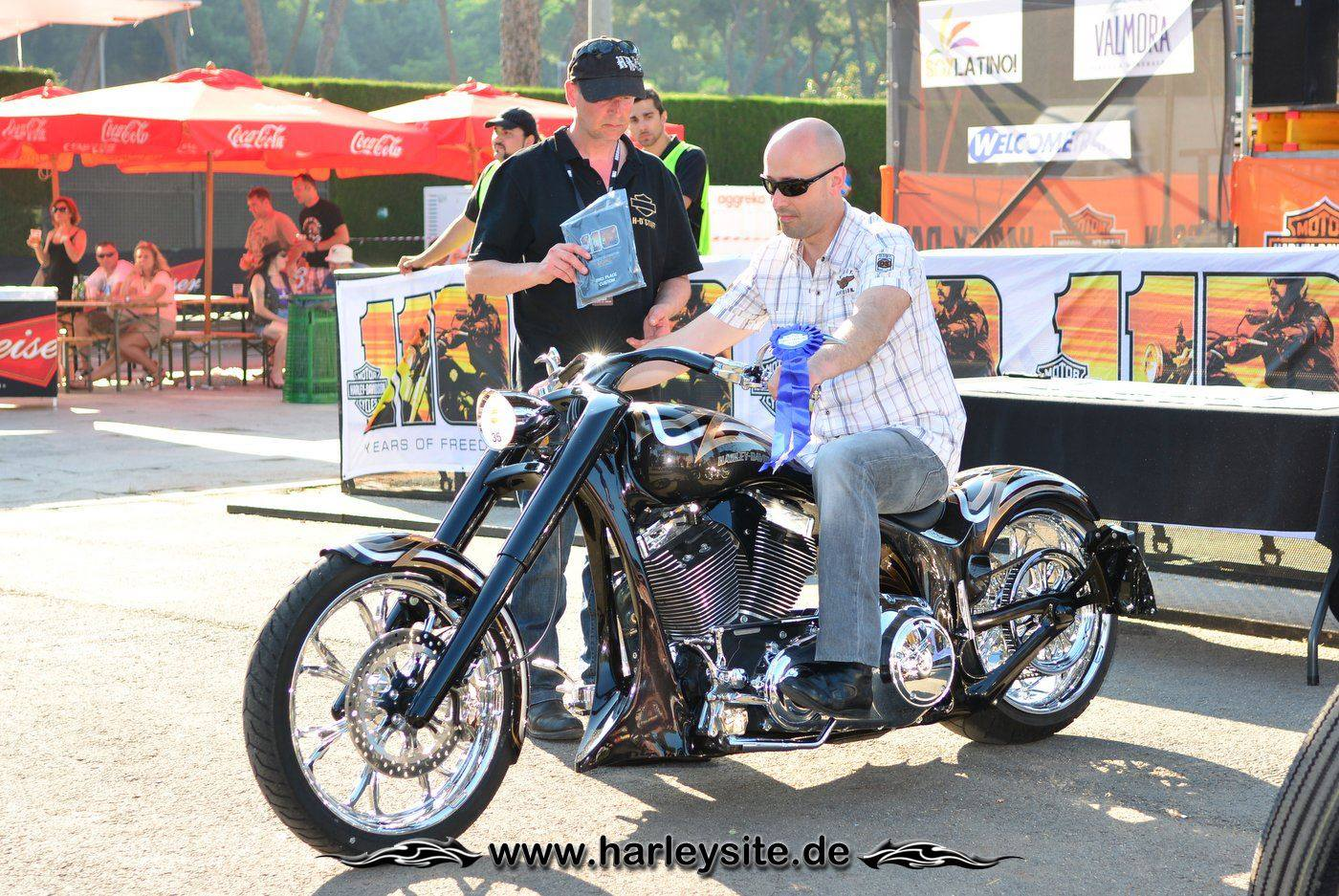 Harley Rom 110th 146
