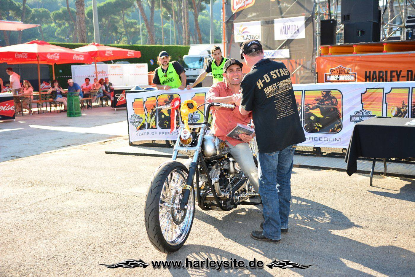 Harley Rom 110th 148
