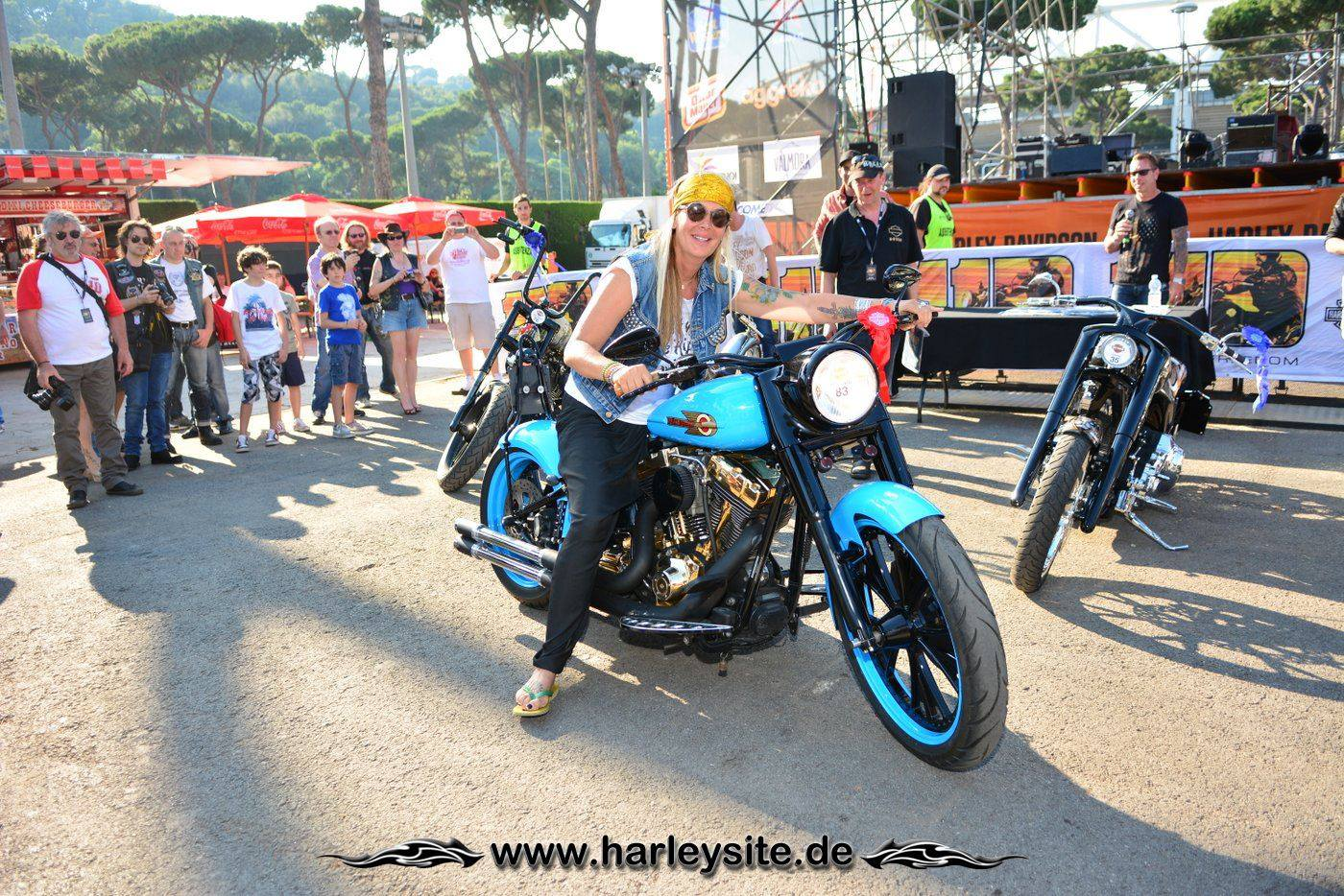 Harley Rom 110th 149
