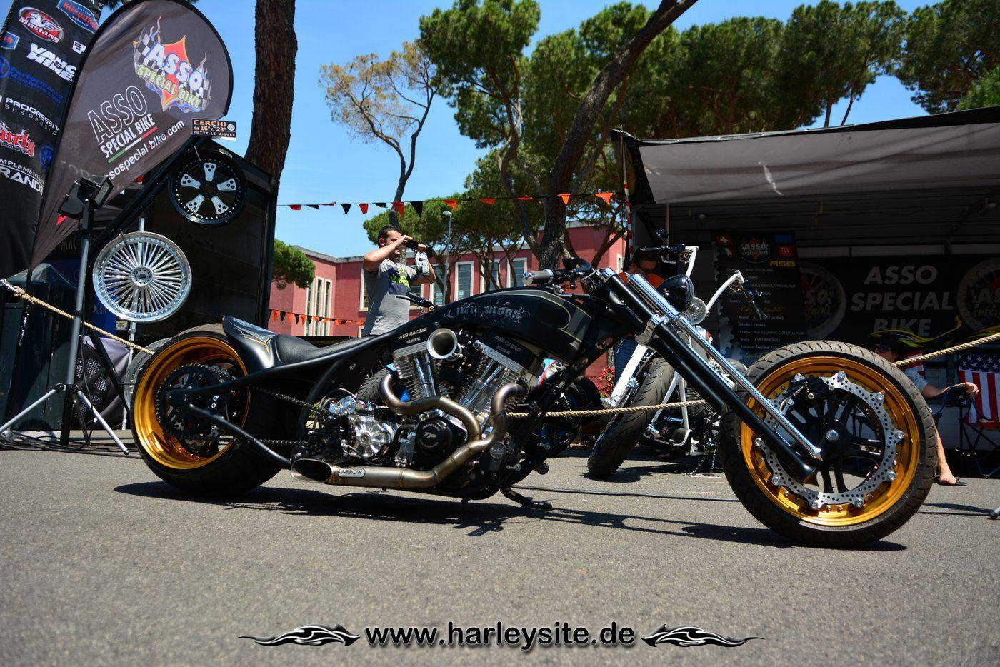 Harley Rom 110th 15