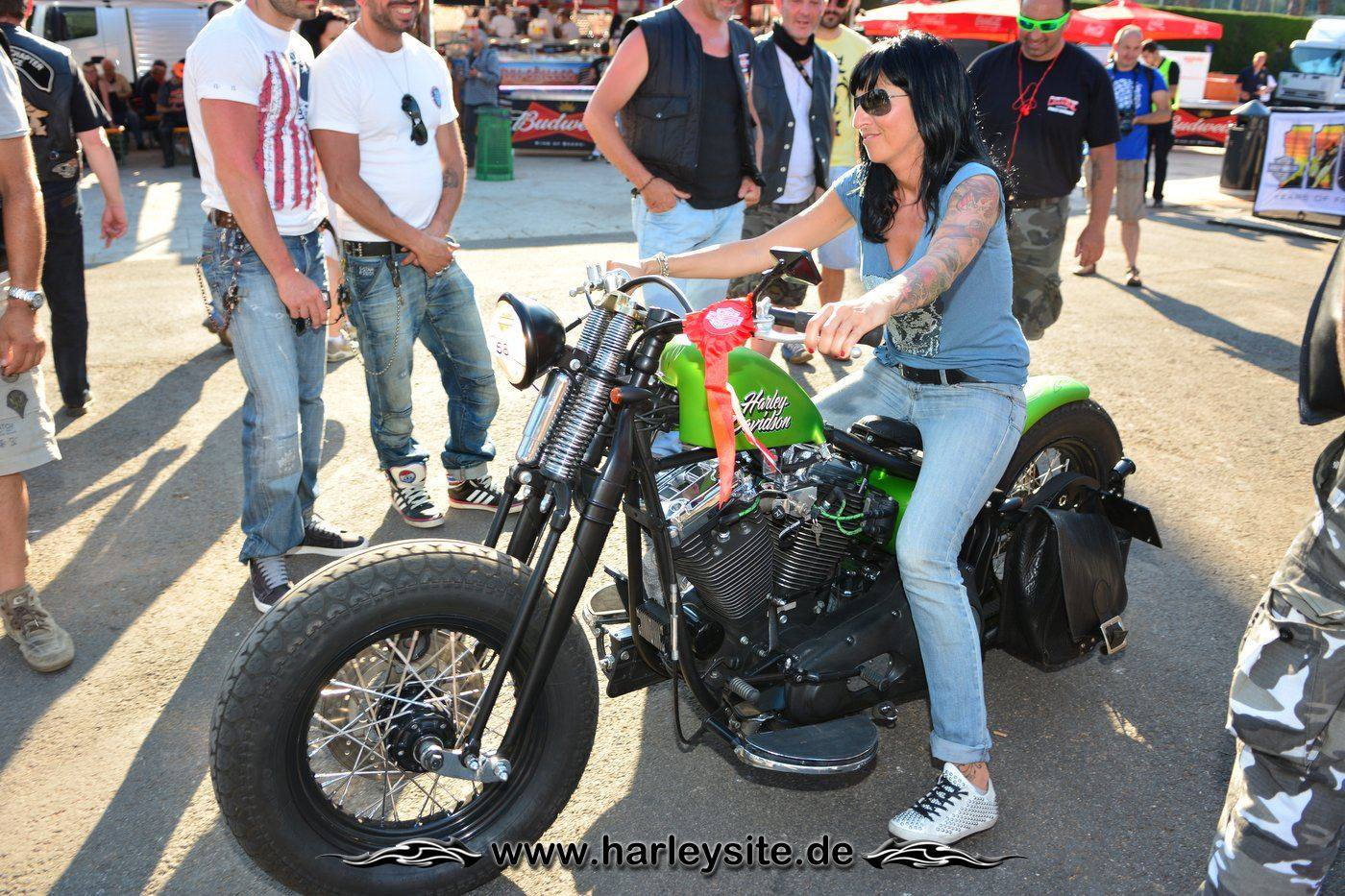 Harley Rom 110th 171