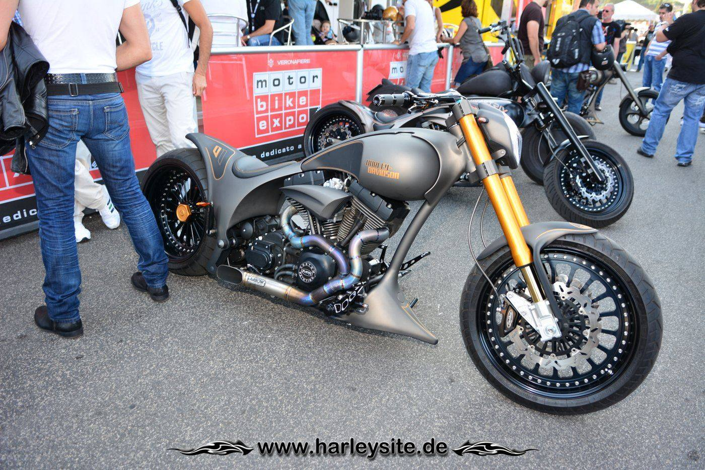 Harley Rom 110th 175