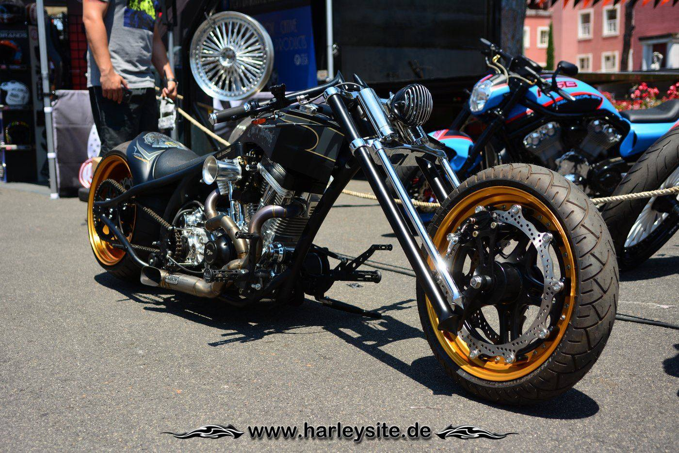 Harley Rom 110th 18