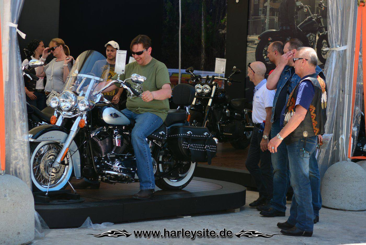 Harley Rom 110th 24