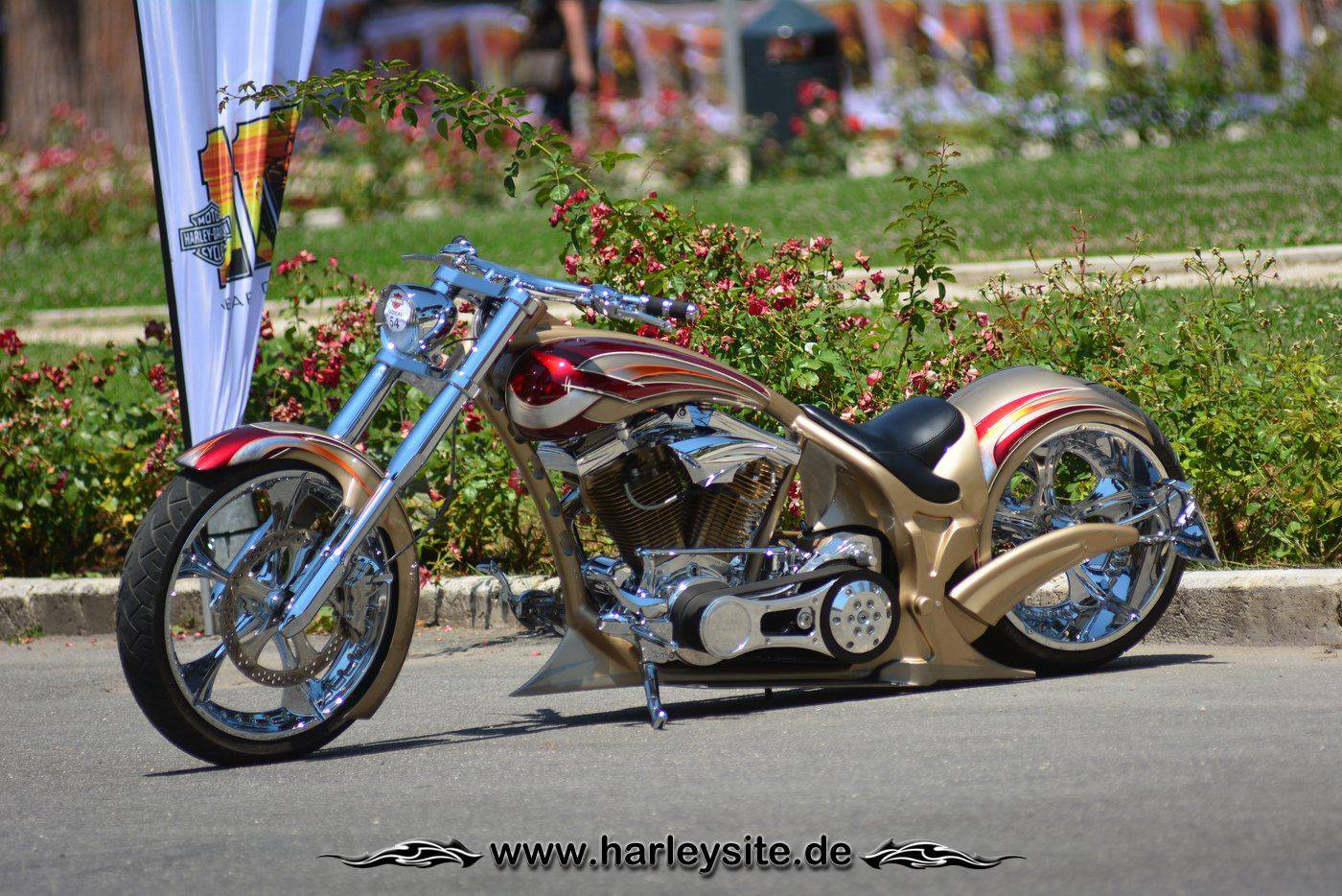 Harley Rom 110th 36