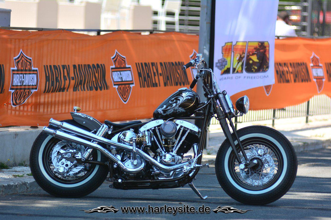 Harley Rom 110th 39
