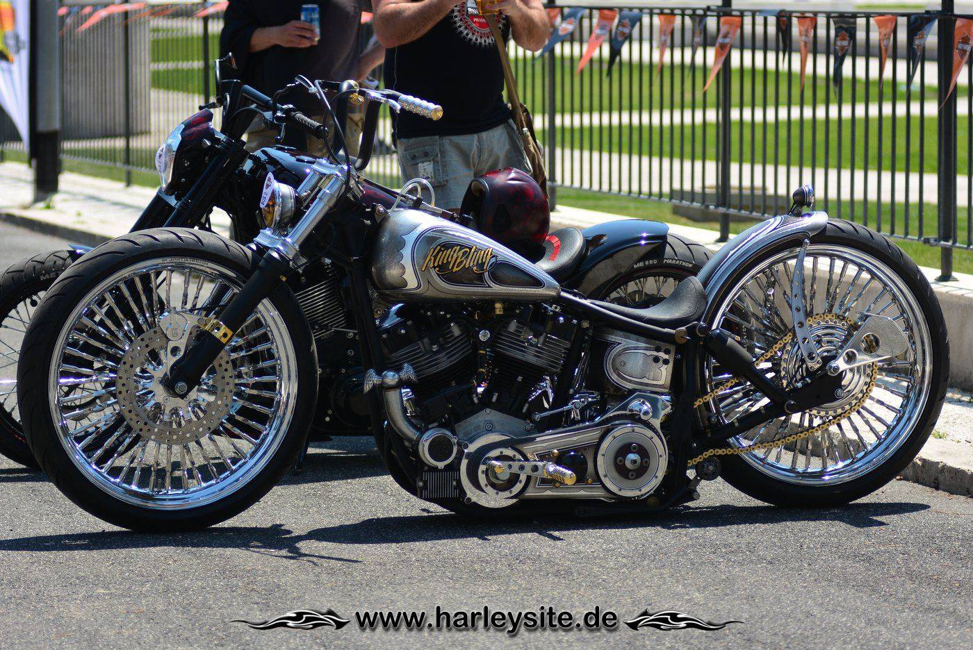 Harley Rom 110th 40
