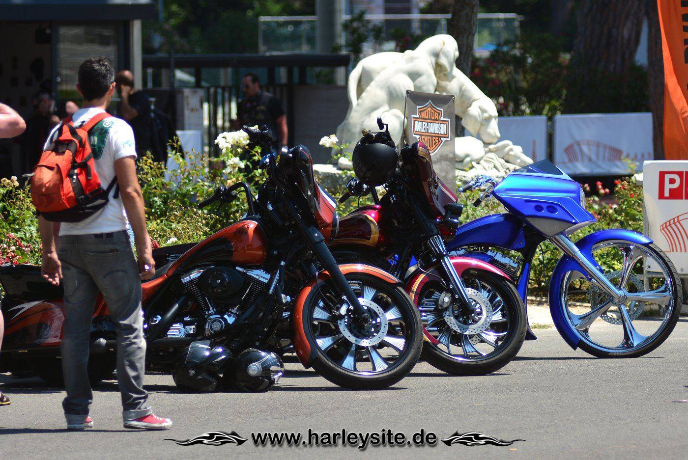 Harley Rom 110th 41