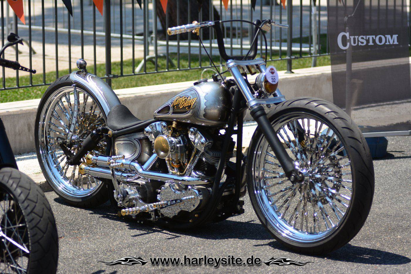 Harley Rom 110th 44